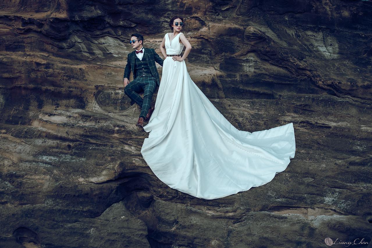 自助婚紗,婚紗攝影,婚紗禮服,基隆