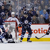 CORRECTION Colorado Avalanche Winnipeg Jets Hockey