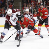 Avalanche Blackhawks Hockey