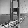 GOLDEN GATE TRAFFIC 1952