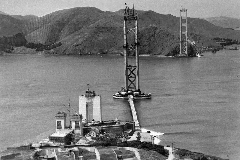 GOLDEN GATE CONSTRUCTION 1934