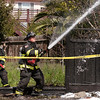 SAN LEANDRO HOUSE FIRE
