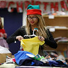 REP. JACKIE SPEIER AND VOLUNTEERS MAKE HOLIDAY PACKAGES