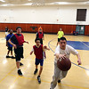 Union City Hoopas special needs youth basketball team