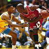 NBA Finals Bulls Lakers 1991
