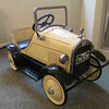 Toy Car (1929 Buick ?) for sale on eBay (July 2013)