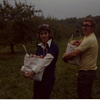 1974 09 Apple Picking
