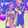 unbc women b-ball 1in saturday dave milne jan 14 00 heather hausot