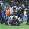 Wheaton College Football vs Mount Union (21-42)/ NCAA Playoffs, Alliance, Ohio, November 30, 2002
