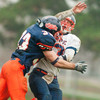 NCAA Playoffs: Wheaton College Football vs Hope College (55-45), November 22, 2003