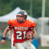 Wheaton College Football vs Alma College (35-24) , September 13, 2003