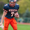 Wheaton College Football vs Hope College (43-26)/ Homecoming, September 27, 2003