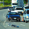 cyclist fatality mva in saturday davce milne july 26 02 scene of a cycling fatality near Parkridge heights on Highway 126 West  Friday morning.
