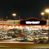 wal-mart crowded parking in friday dave milne nov 14 02 packed wal-mart parking lot on opening day around 5pm