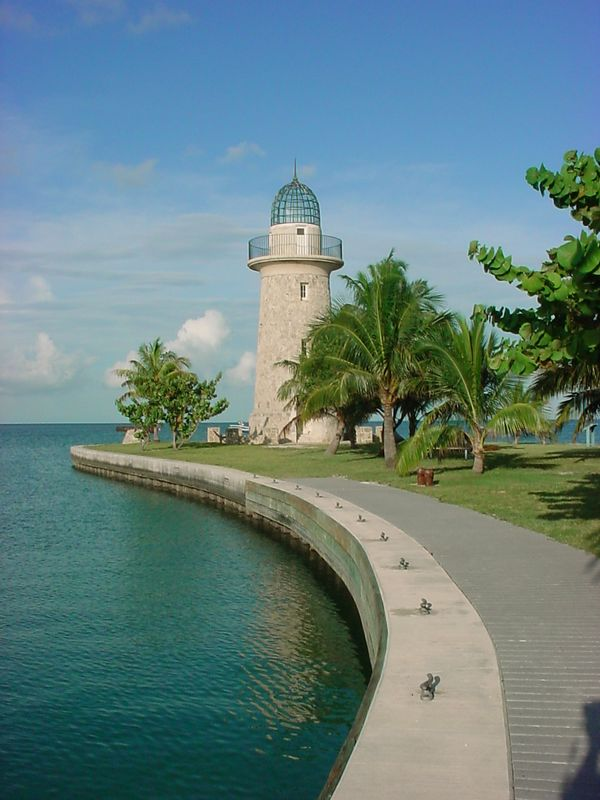 19 Light House at Boca Chica Key