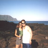 2003 Kauai #9 - Nira and Bob