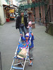 A grand day on the town with Auntie Natasha & Cousin Rose