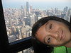 Beck on top of the Sears Tower