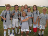 The boys after winning the semi finals against the North Texas Strikers