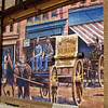 Collingwood Murals #6. Early 1900's Streetscape