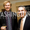 Tom Toles, Thomas Friedman (Photo by Betsy Spruill Clarke)