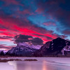 BLBS Vermillion Lakes Winter Sunrise-George Brunt-FHCC