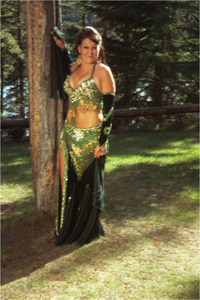 3 Belly Dancer -Laird Wilson-RPC