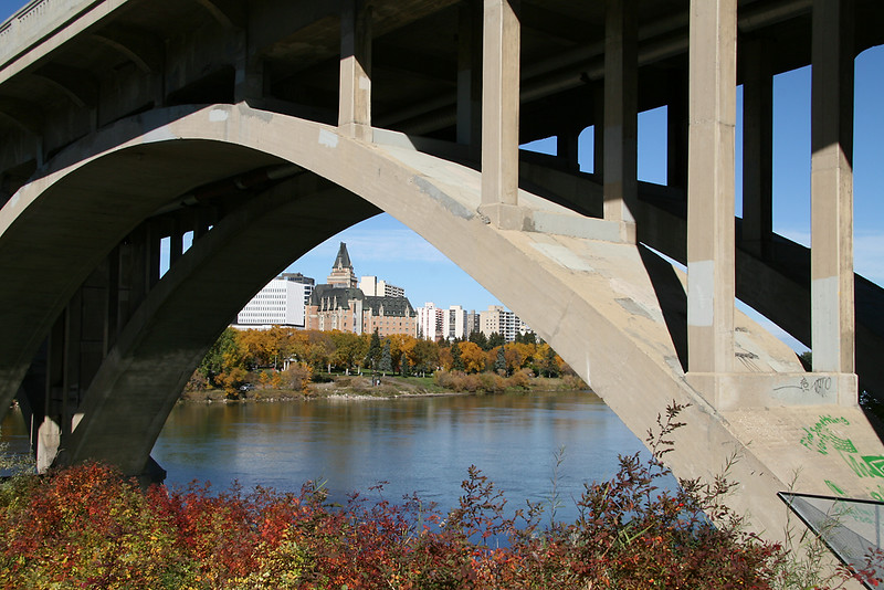 3 The Bessborough Under the Bridge-Valerie Ellis