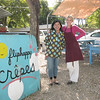 Lily and Nessa-Co Owner of Flip Happy Crepes
