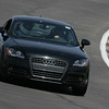 Moises Cerezo learning the correct line through the banked turns while participating in NASA Midwest Region High Performance Driving Experience (HPDE) sessions in his Audi TT at GIR, April 2010