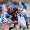 Wheaton College Football vs Millikin University (49-29)