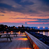 HM Montmagny Pier After Sunset_Paule Hjertaas-RPC