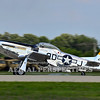 "NL51JC - 1944 North American P-51D ""The Brat III"""
