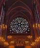 Honorable Mention (Tie) Rose Window Sainte Chappelle Kathy Snead