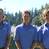 Provincial Amateur Men - Charlie Boyechko, Derek East & Aaron Cockerill
