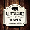17 years ago I got this sign for my pops to mark his little slice of heaven...may it always be so!
