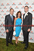 Honoree Dr  James Taylor, Rosanna Scotto, Honoree Eric Trump