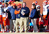 NCAA FOOTBALL: NOV 30  Carson Newman at Lenoir Rhyne