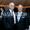 Michael Sonnenreich, Melvyn Estrin. Photo by Tony Powell. Cafritz Welcome Back from Summer. September 7, 2013