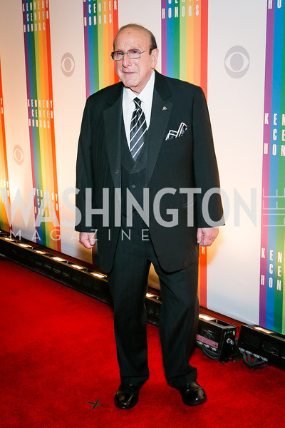 Clive Davis. Photo by Alfredo Flores. 2013 Kennedy Center Honors. Kennedy Center. December 8, 2013.