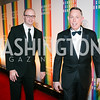 John Roberts, Michael Kaiser. Photo by Alfredo Flores. 2013 Kennedy Center Honors. Kennedy Center. December 8, 2013.