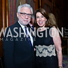 Wolf and Lynn Blitzer. Photo by Tony Powell. 2013 Kuwait America Foundation Dinner. June10, 2013