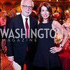 Wolf and Lynn Blitzer. Photo by Tony Powell. So Others Might Eat Gala 2013. Building Museum. November 23, 2013