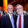 William Codus, Mark Shields. Photo by Tony Powell. So Others Might Eat Gala 2013. Building Museum. November 23, 2013