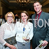 Marcia Carlucci, Kristin and Josh Weed. Photo by Tony Powell. 2013 WTEF Tennis Ball. Ritz Carlton. May 10, 2013