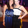 Maria Viscaino, Elizabeth Temmer, 5th Anniversary Ball on the Mall. Saturday, May 4, 2013.  Photo by Ben Droz.