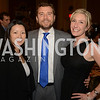 Sabrina Fang, Eric Wohlschlegel, Caroline Harris, The Washington Press Club Foundation hosts the 69th Annual Congressional Dinner at the Mandarin Oriental.