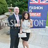 Ryan Sweeney, Sharon Hall, Fashion is Great, Bloomingdales and Detail Magazine, British Embassy.  Thursday, October 3 2013.  Photo by Ben Droz.