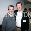 Ted Leonsis, Billy Campbell. Photo by Alfredo Flores. On Behalf of Sandy Hook Promise, Newtown, CT. Verizon Center. December 2, 2013.