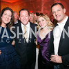 Nina Boggs, Douglas Boggs, Stacey Lubar, Greg Lubar. Photo by Alfredo Flores. Taste of the Stars for Starlight Children's Foundation. Four Seasons. November 23, 2013